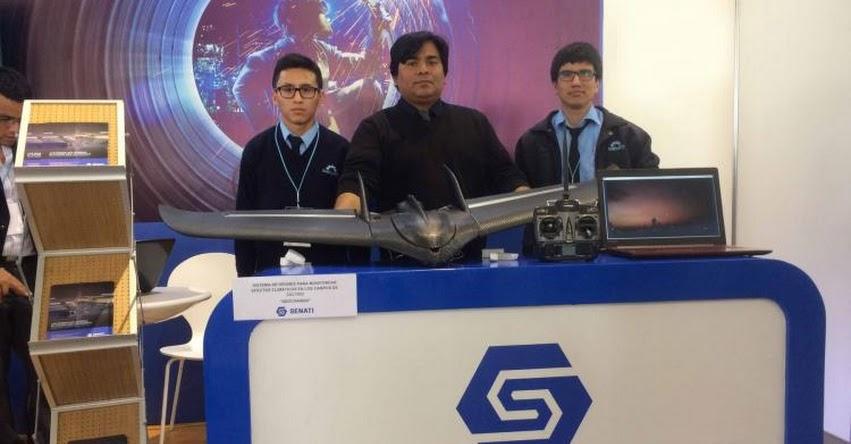 PERÚ CON CIENCIA: Los innovadores proyectos tecnológicos de estudiantes del Senati