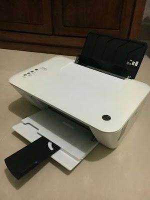 Cara cleaning printer HP deskjet 1515