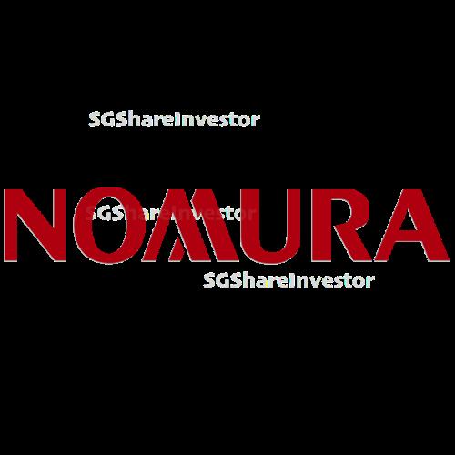 NOMURA HOLDINGS, INC (SGX:N33) @ SGinvestors.io