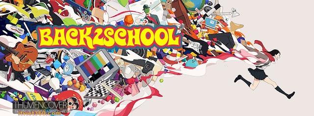 Ảnh bìa Facebook đẹp: mùa thi cử - Cover FB, anh bia fb dep, back2school