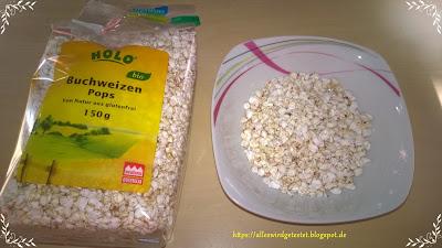 Holo Buchweizen Pops