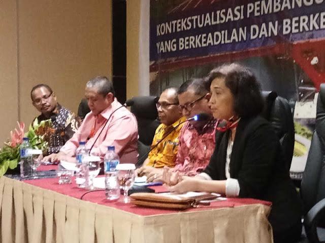 Papua Development Forum (PDF) Maknai 17 Tahun Perjalanan Otonomi Khusus