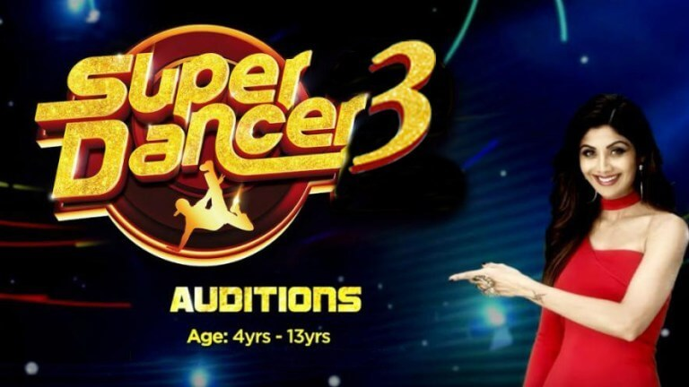 new show Super Dance 3 2019 sony tv reality dance show, story, timing, TRP rating this week, actress, actors name with photos