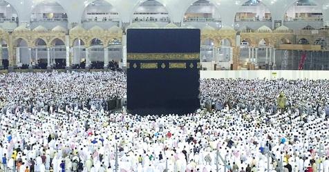 Subhanallah, Banyak Jamaah Haji Tersesat di Masjidil Haram