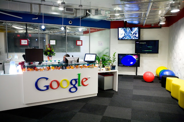 Jobs in Google Office 2018