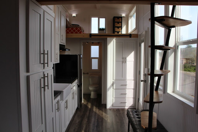 Castle Peak Tiny House