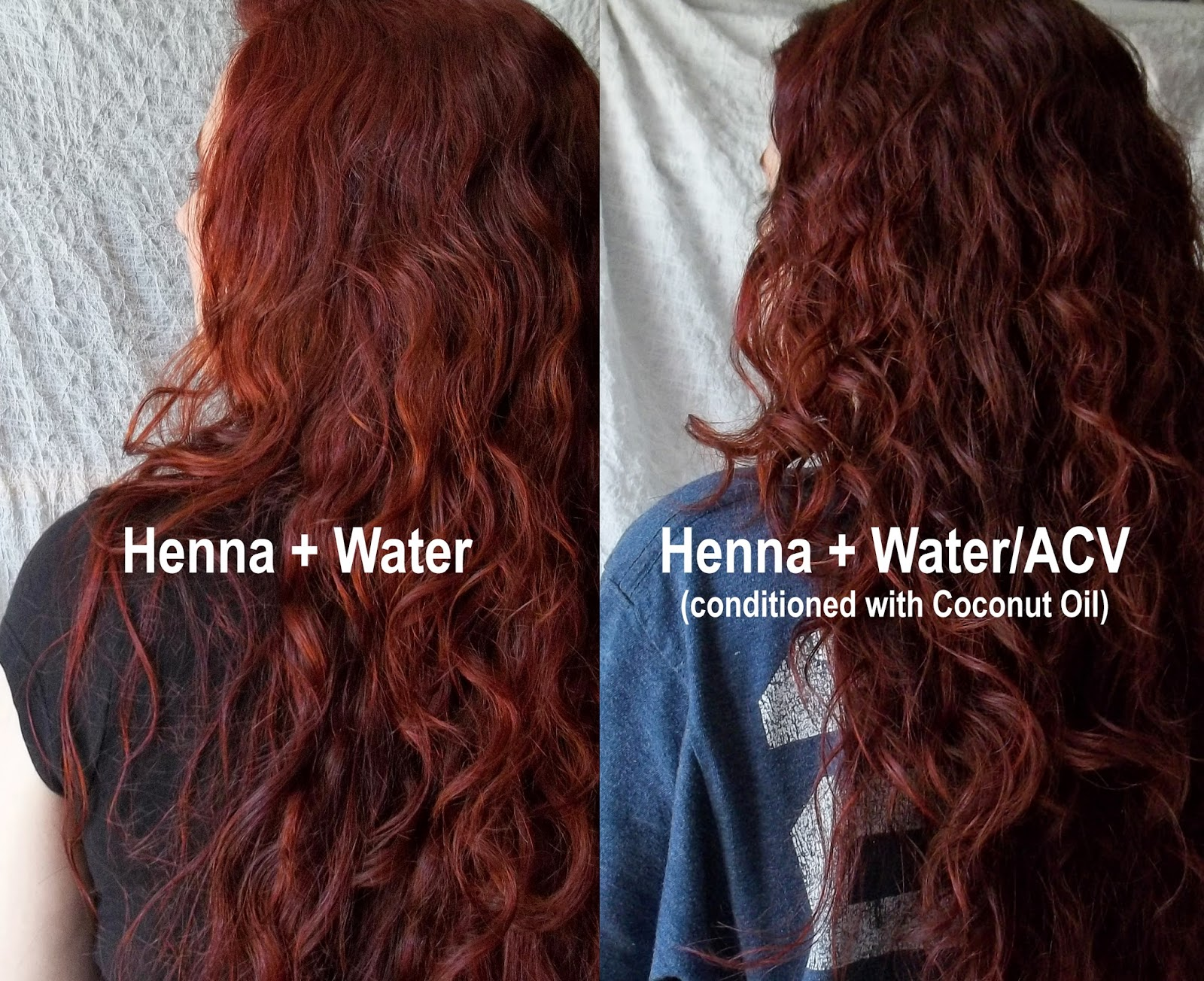 All Things Crafty Henna Hair Color Update