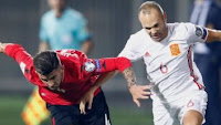 Albania vs Spanyol 0-2 Video Gol & Highlights