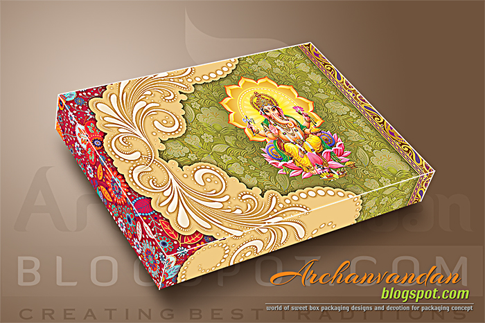 Wedding Gifts For 3000 Rupees : World of Sweet Box packaging designs and devotion for packaging ...