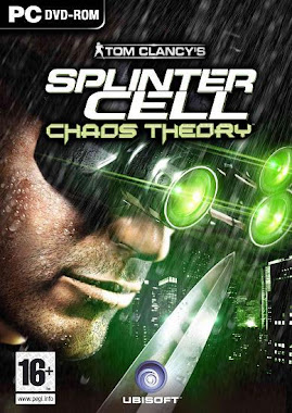 Tom Clancy's Splinter Cell Chaos Theory PC Full Español
