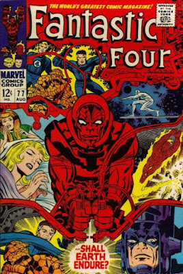 Fantastic Four #77, Psycho-Man