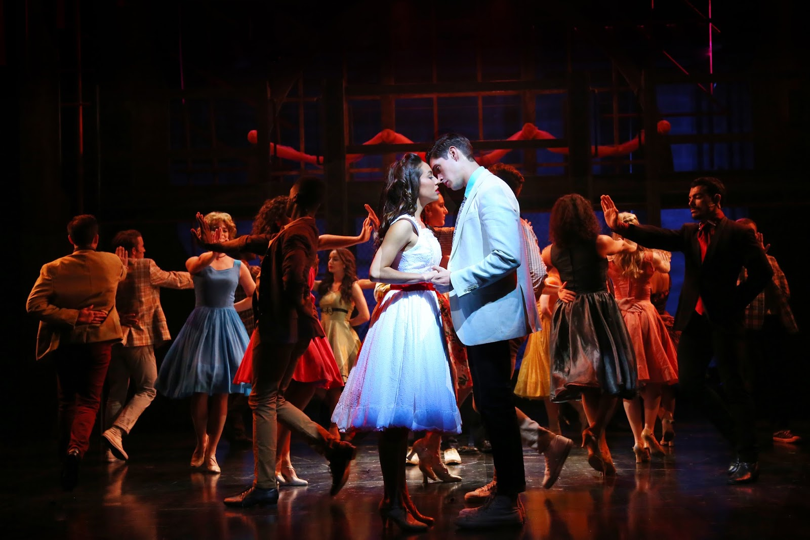 west side story racism The book west side story written by arthur laurents is set in the mid 1950's, created as modern version of shakespeare's romeo and juliet.