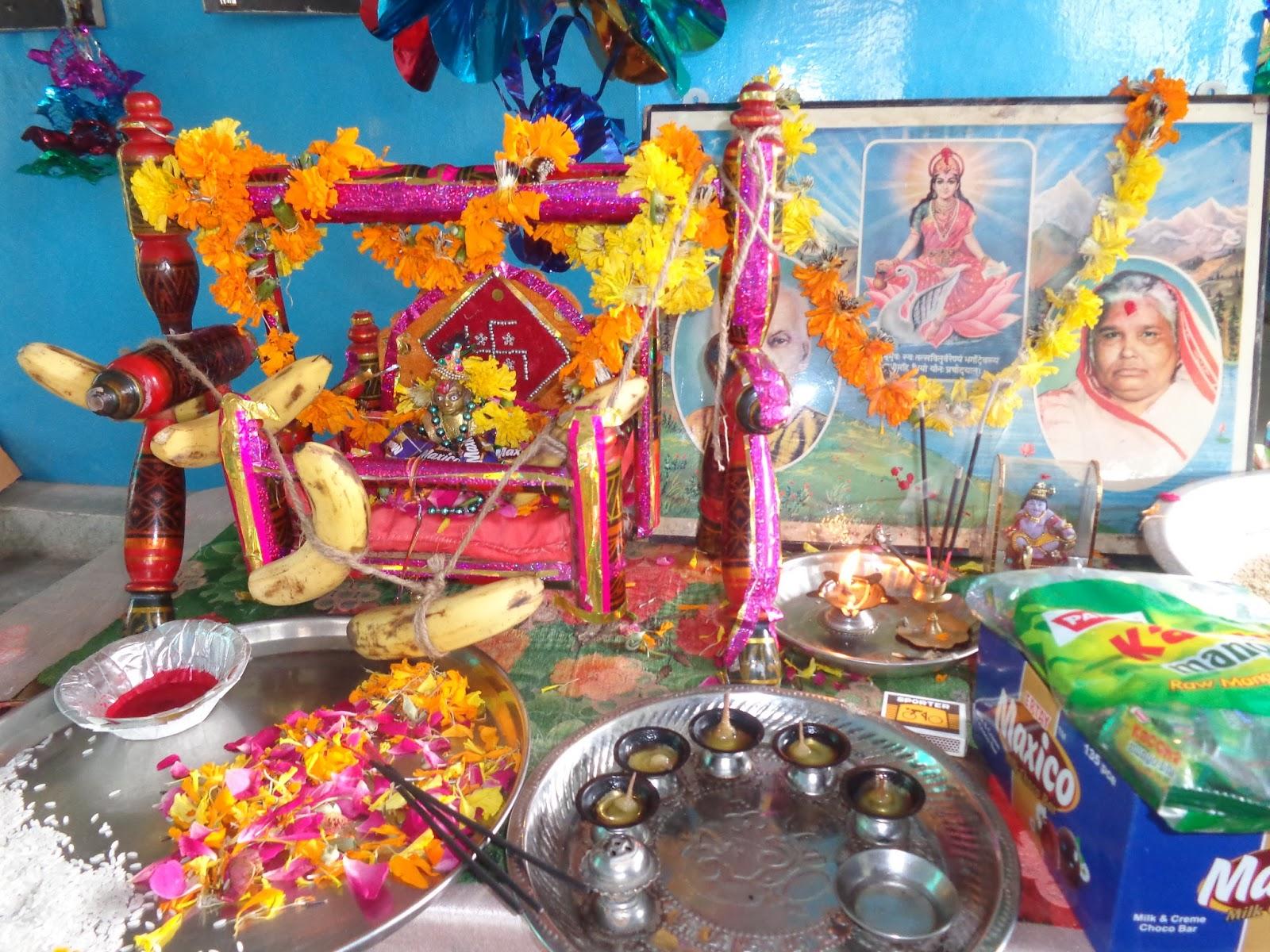 Janmashtami Festival Pooja At Home