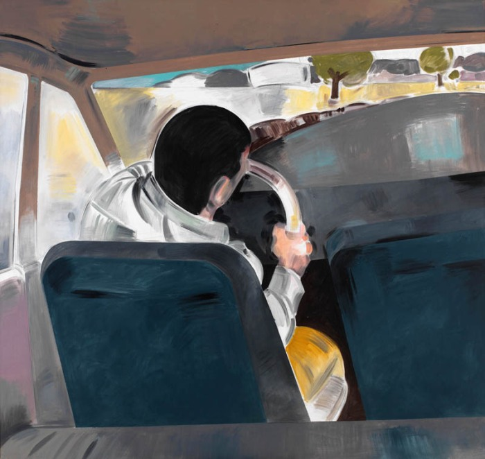 Греческий художник. Apostolos Georgiou