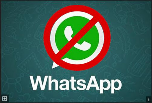 WhatsApp Has Been blocked in China