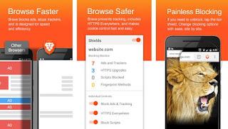 App Brave Browser