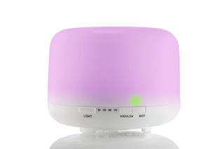 Asana High Capacity Essential Oils Diffuser