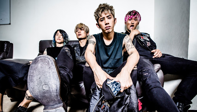 ONE OK ROCK 2017 Ambitions