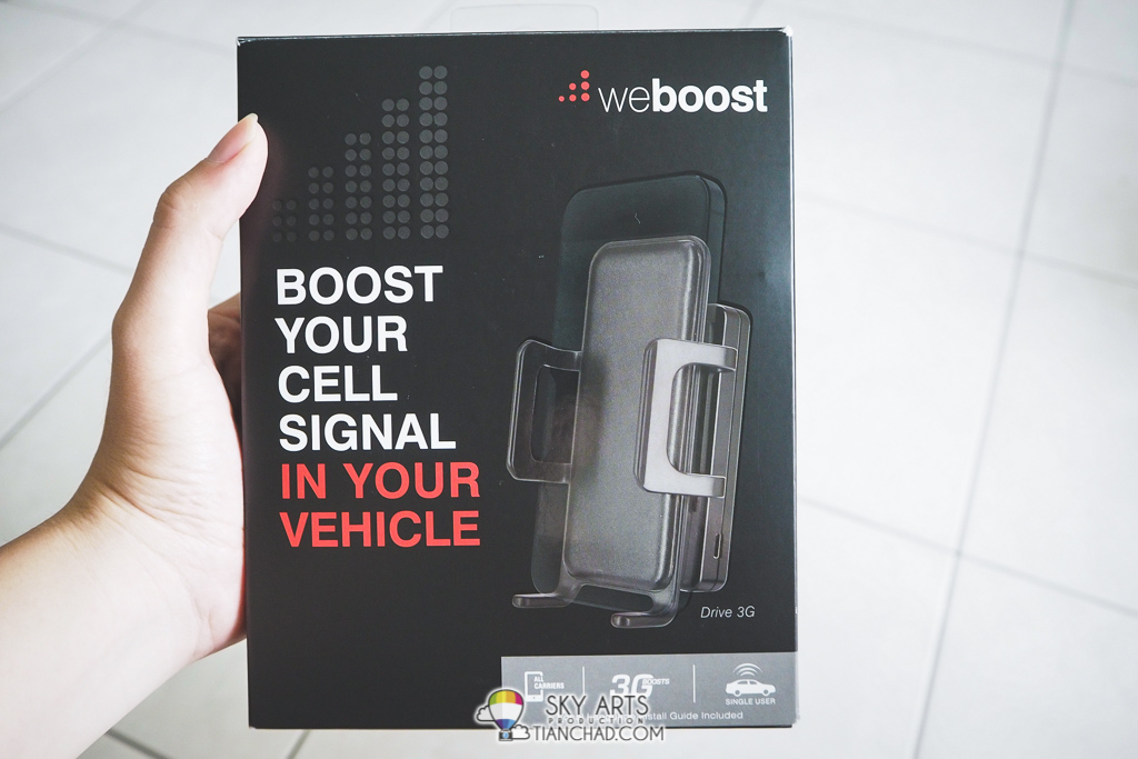 [Giveaway] ONE unit of weBoost Drive 3G-S worth RM389