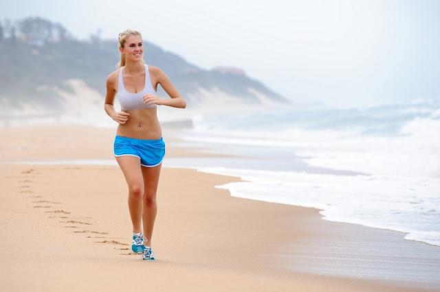 Atividades físicas nas praias em San Francisco