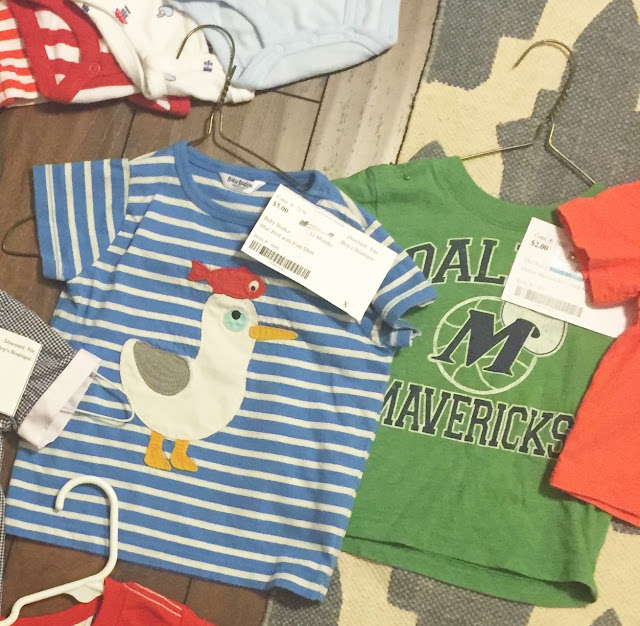 boden and old navy JBF consignment sale