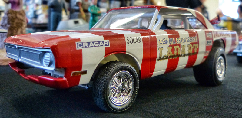 Scale Model News: CARS, CARS, AND MORE CARS...