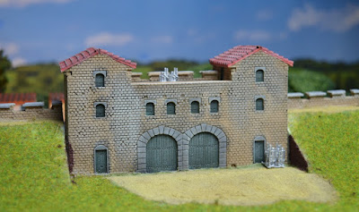 Gatehouse 1:144 (10 - 12mm) (Code: nj-144-rom1) 3