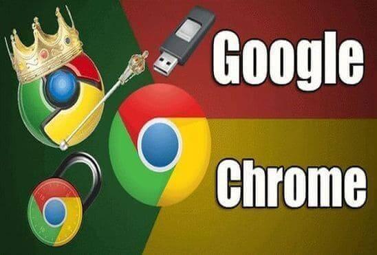 تحميل متصفح جوجل كروم نسخة محمولة Google Chrome Portable محدث دائما