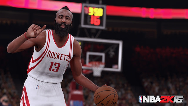 NBA 2K16 Free Download Photo