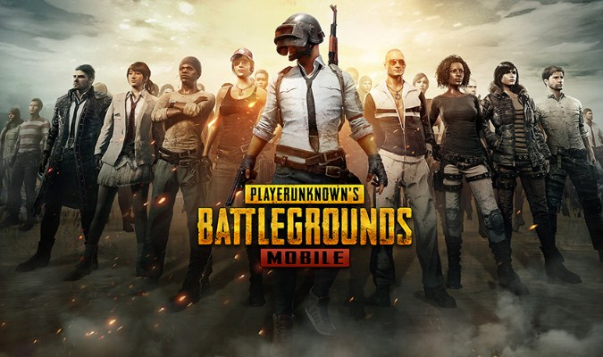 Game Smartphone - Game Smartphone - PUBG (PlayerUnknown's BattleGroud) Mobile