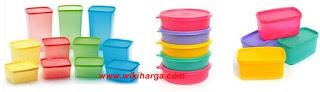 brand yang cukup populer di masyarakat dunia khususnya masyarakat Indonesia ini mulai dik Daftar Harga Tupperware