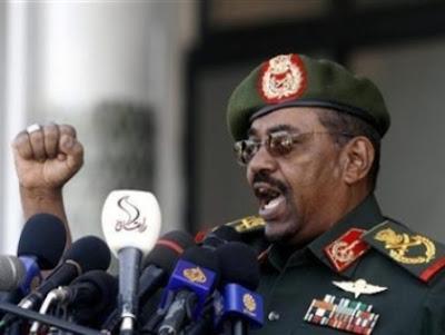 nigeria arrest President Omar Al-Bashir