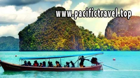 Đến với thiên đường du lịch Phuket tại vương quốc Thái Lan tuyệt đẹp