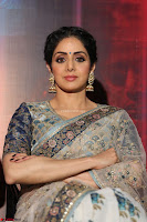 Sri Devi in designer saree stunning beauty at the launch of MOM movie Trailer~  Exclusive 090.JPG