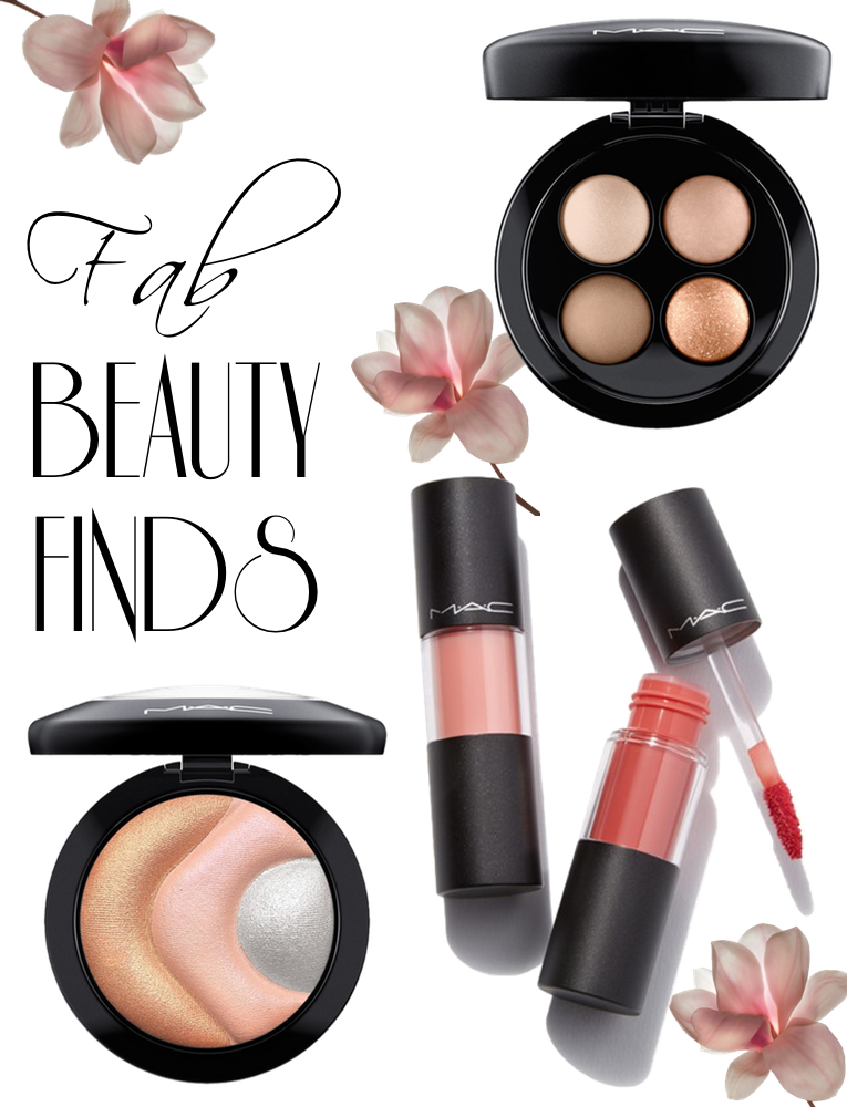 Fab Beauty Finds for Spring