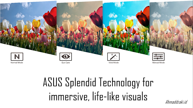 Asus Splendid Technologyy