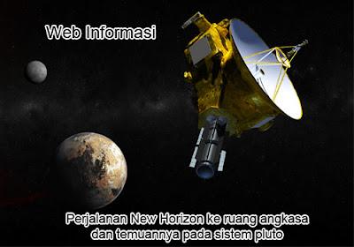 New Horizon dan Pluto
