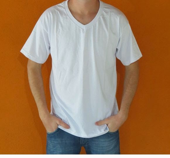 9d2108609 Camiseta lisas coloridas 100% algodão 30 1 Cardada Curta P