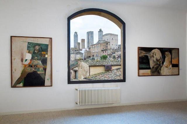 Galleria d'Arte Moderna e Contemporânea em San Gimignano