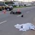 Dois homens morrem após motoqueiro tentar escapar de radar de velocidade na BR-101 no interior da Bahia