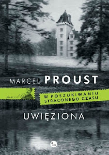 Uwięziona - Marcel Proust