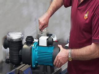 Sửa máy bơm nước SEALAND tại Hà Nội