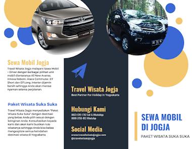 Tarif Sewa Mobil di Jogja Terbaru 2018