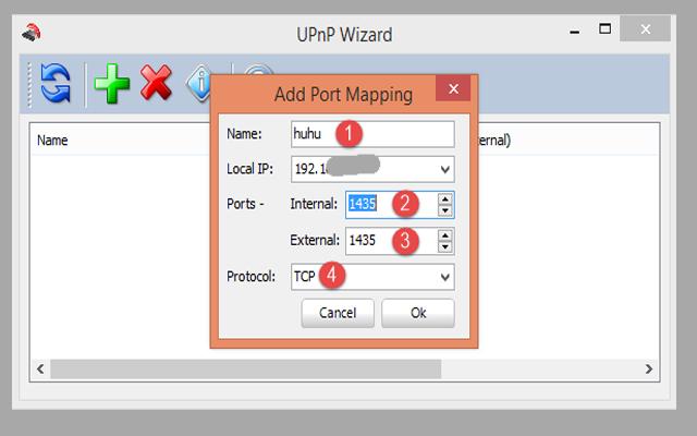 تحميل برنامج upnp wizard
