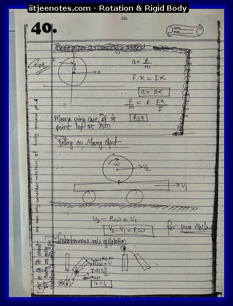 rotational notes physics10