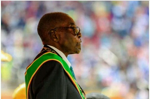 Zimbabwe's President Robert Mugabe Refuses To Step Down. Check this out!