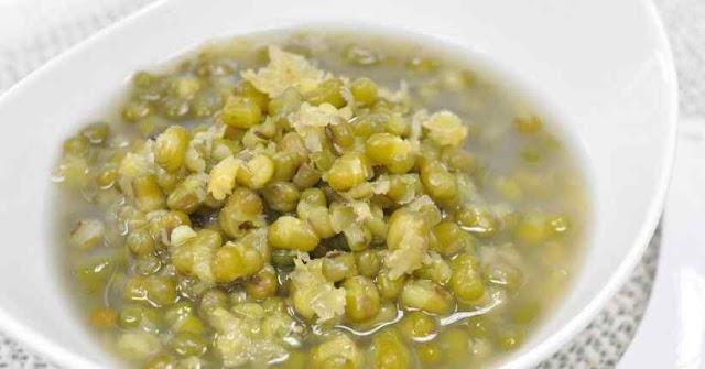Cara membuat bubur kacang hijau tanpa santan