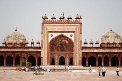 jama-masjid-fatehpur-sikri, heritageofindia, Indian Heritage, World Heritage Sites in India, Heritage of India, Heritage India