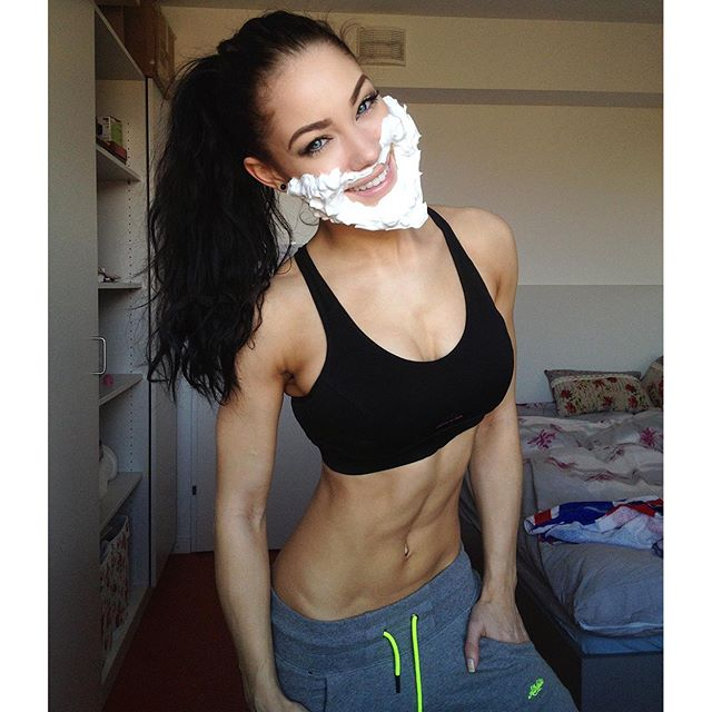 Fitness Model STEPHANIE DAVIS