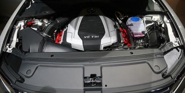 2018 Volkswagen Phideon Engine